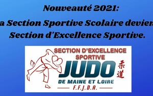 la Section Sportive Scolaire devient  Section d'Excellence Sportive